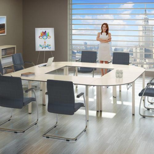 Krzesła, stoły i ławki