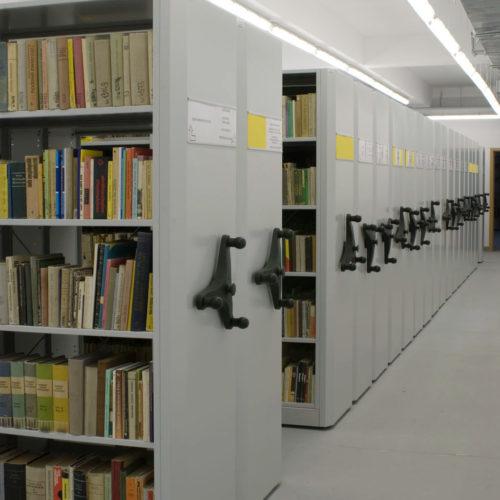 regał biblioteka